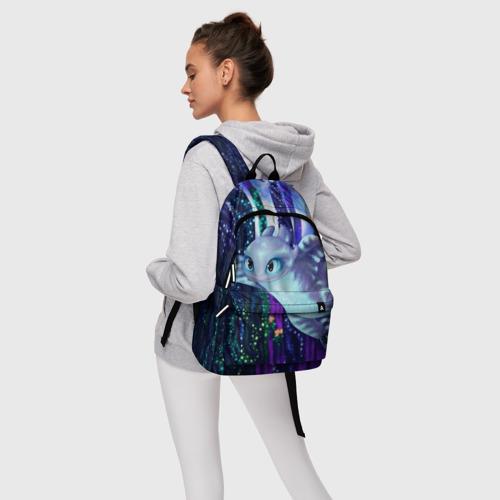 Рюкзак 3D с принтом Как приручить дракона, фото #4