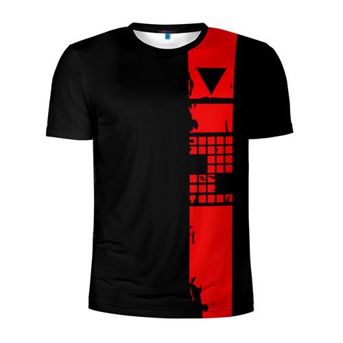 Мужская футболка 3D спортивная CAYDE-6   КЕЙД-6   DESTINY 2