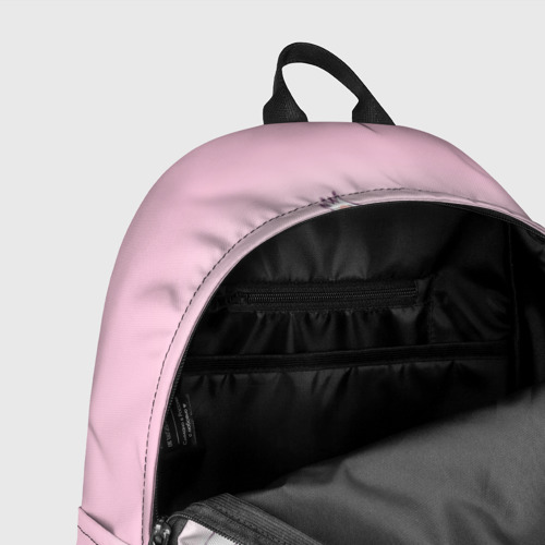Рюкзак 3D с принтом Аниме лапки, фото #7