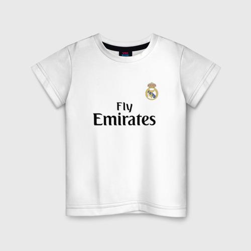 Детская футболка BENZEMA REAL