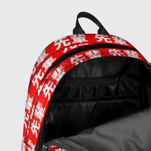 Рюкзак 3D с принтом Anime (Senpai 8), фото #7