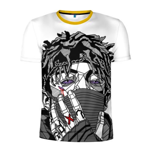 Мужская футболка 3D спортивная Scarlxrd