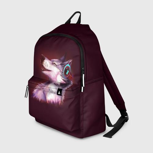 Рюкзак 3D Волк