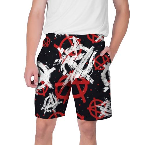Мужские шорты 3D Анархия
