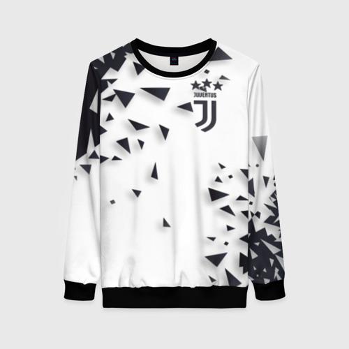 Женский 3D свитшот Juventus