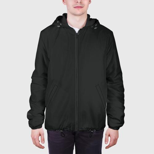 Мужская куртка 3D с принтом Cyberpunk 2077, вид сбоку #3