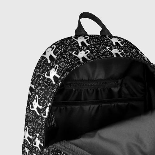 Рюкзак 3D с принтом ЪУЪ, фото #7