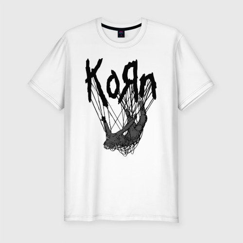 Мужская футболка премиум Korn: the Nothing