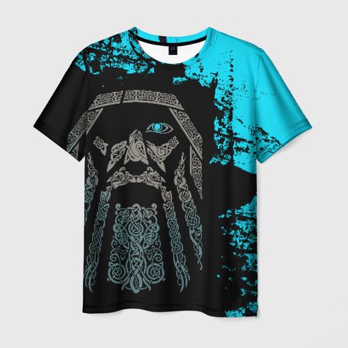 Мужская 3D футболка Один