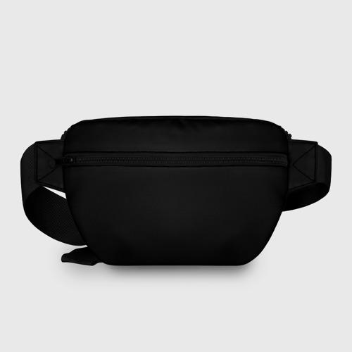 Поясная сумка 3D с принтом Naruto Shippuden, вид сзади #1