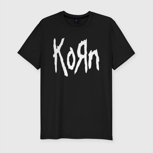 Мужская футболка премиум KORN