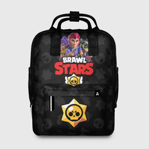 Женский рюкзак 3D РЮКЗАК BRAWL STARS
