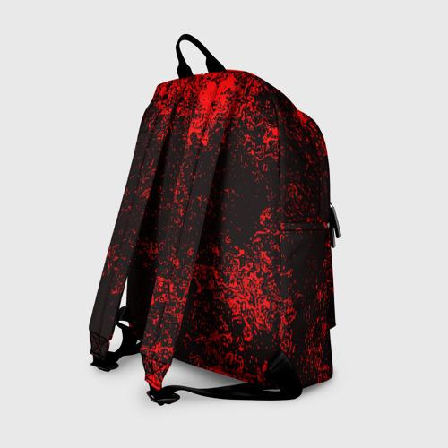 Рюкзак 3D с принтом РЮКЗАК PUBG, вид сзади #1