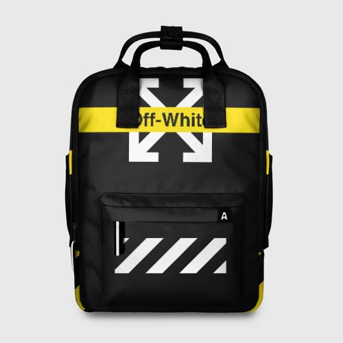 Женский рюкзак 3D OFF-WHITE