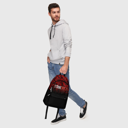 Рюкзак 3D с принтом STANDOFF 2 | СТАНДОФФ 2, фото #5