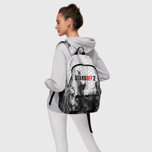 Рюкзак 3D с принтом STANDOFF 2, фото #4
