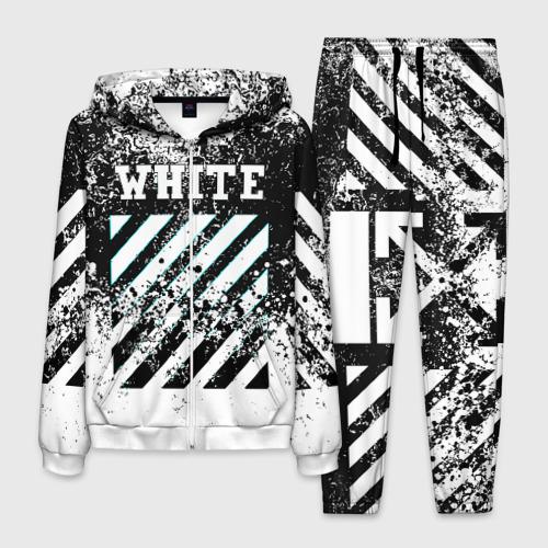 Мужской 3D костюм OFF WHITE