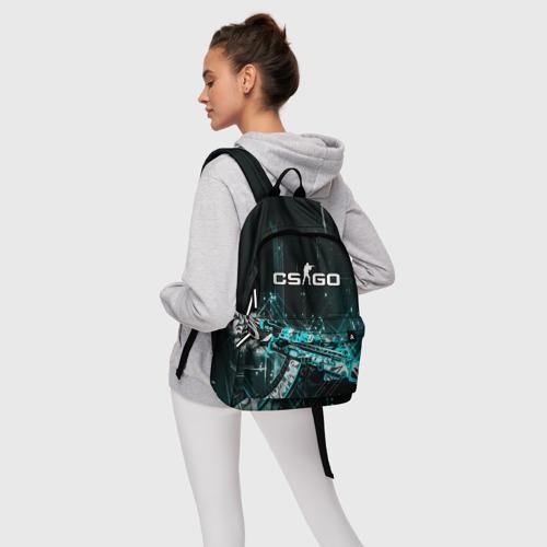 Рюкзак 3D с принтом CS GO, фото #4