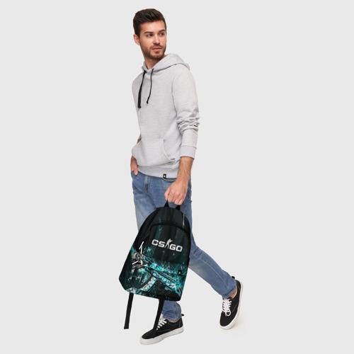 Рюкзак 3D с принтом CS GO, фото #5