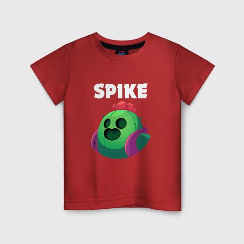 Детская футболка BRAWL STARS SPIKE