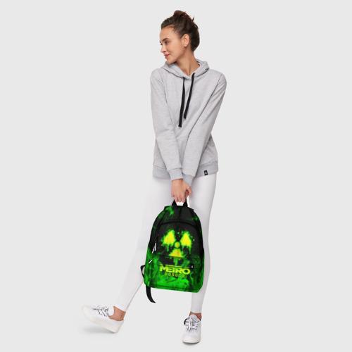 Рюкзак 3D с принтом METRO EXODUS, фото #6