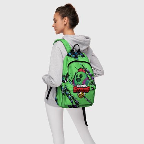 Рюкзак 3D с принтом Brawl Stars, фото #4