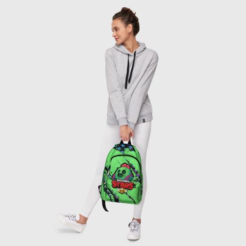 Рюкзак 3D с принтом Brawl Stars, фото #6