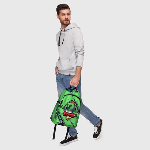 Рюкзак 3D с принтом Brawl Stars, фото #5