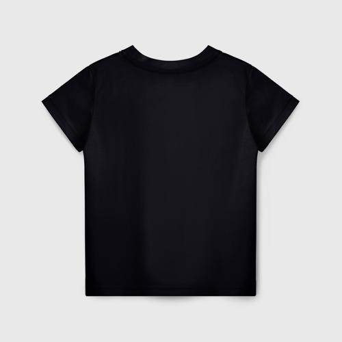Детская 3D футболка с принтом FORTNITE 10 СЕЗОН, вид сзади #1