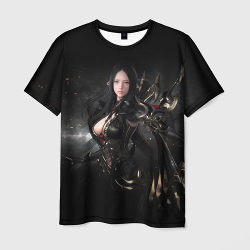 Мужская 3D футболка LOST ARK