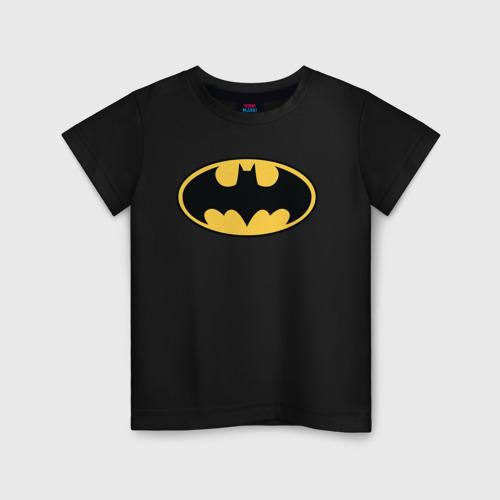 Детская футболка Batman logo