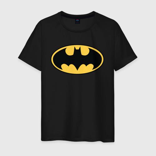 Мужская футболка Batman logo