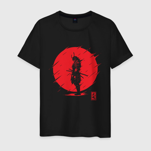 Мужская футболка Самурайский Дух