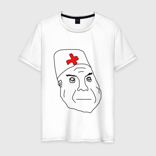 Мужская футболка Санитар