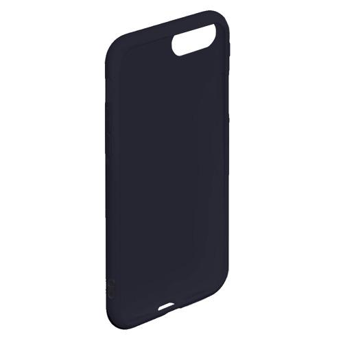 Чехол для iPhone 7/8 матовый с принтом BRAWL STARS LEON SHARK, фото #4