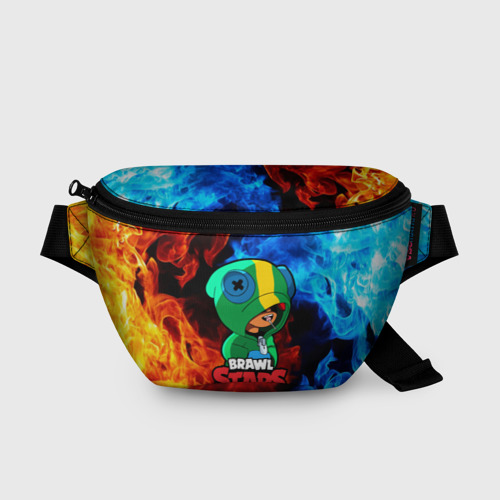 Поясная сумка 3D Brawl Stars LEON