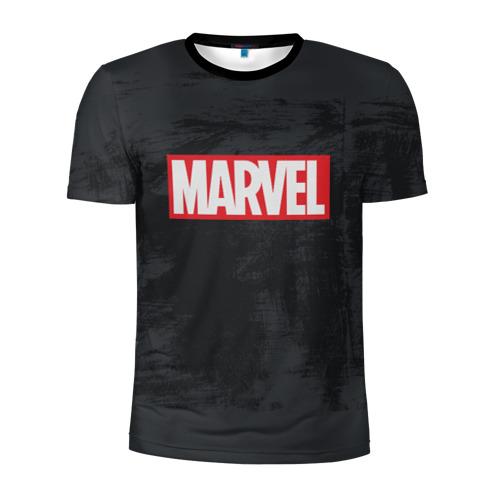Мужская футболка 3D спортивная MARVEL