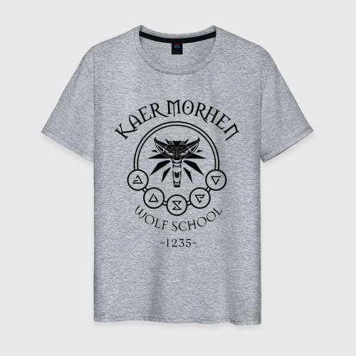 Мужская футболка ВЕДЬМАК