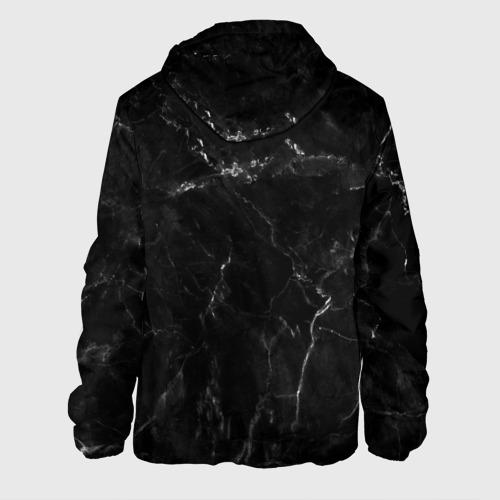 Мужская куртка 3D с принтом UMBRELLA CORP, вид сзади #1