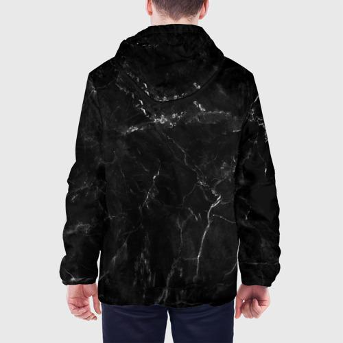 Мужская куртка 3D с принтом UMBRELLA CORP, вид сзади #2