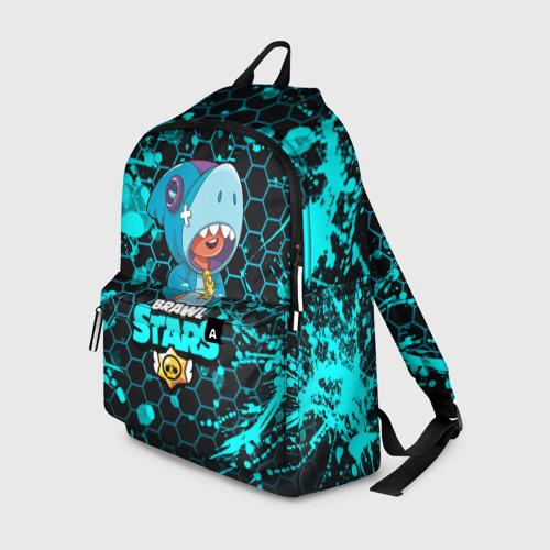 Рюкзак 3D BRAWL STARS LEON