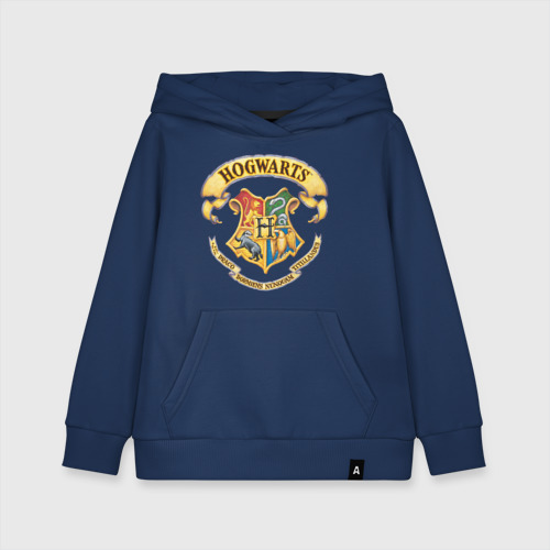 Детская хлопковая толстовка Coat of Hogwarts