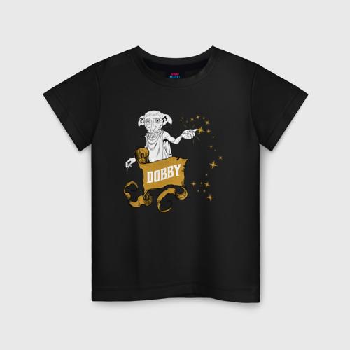 Детская хлопковая футболка Dobby