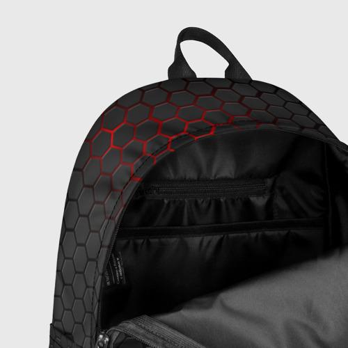 Рюкзак 3D с принтом BRAWL STARS VIRUS 8-BIT   БРАВЛ СТАРС (Z), фото #7