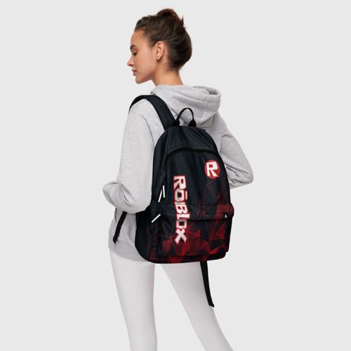 Рюкзак 3D с принтом ROBLOX, фото #4