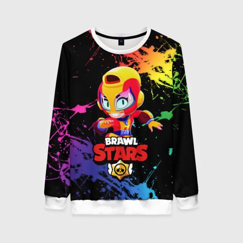 Женский 3D свитшот Brawl Stars MAX