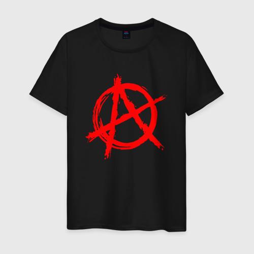 Мужская футболка АНАРХИЯ