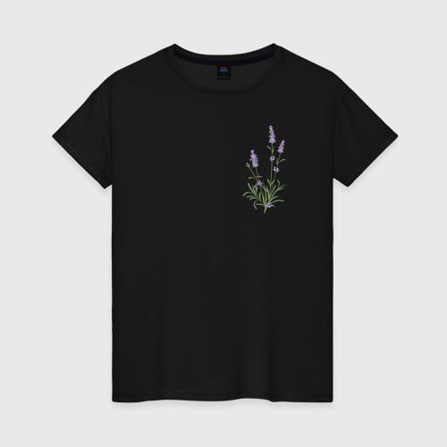 Женская футболка Lavanda