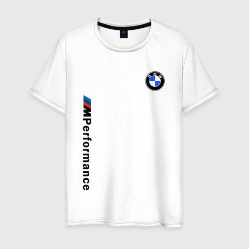 Мужская футболка BMW M PERFORMANCE 2020 | БМВ М ПЕРФОРМАНС