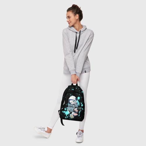 Рюкзак 3D с принтом UNDERTALE, фото #6
